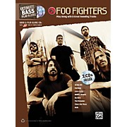 Alfred Foo Fighters Ultimate Play-Along Bass TAB Book & 2 CDs