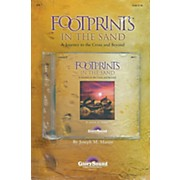 Shawnee Press Footprints in the Sand (Preview Pak (Book/CD)) Preview Pak composed by Joseph Martin
