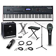 Kurzweil Forte SE 88-Key Complete Stage Piano Package