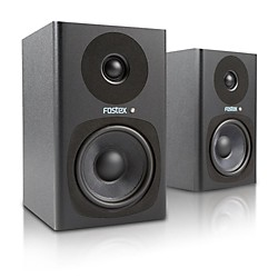 "Fostex PM0.4D 4"" Powered Studio Monitor (AMS-PM0.4D-B)"
