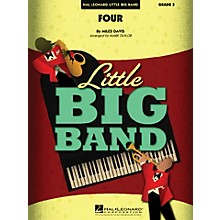 Hal Leonard Four - Little Big Band Series Level 3