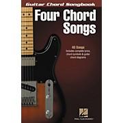 Hal Leonard Four Chord Songs - Guitar Chord Songbook