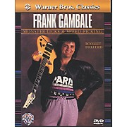 Alfred Frank Gambale Monster Licks & Speed Picking DVD