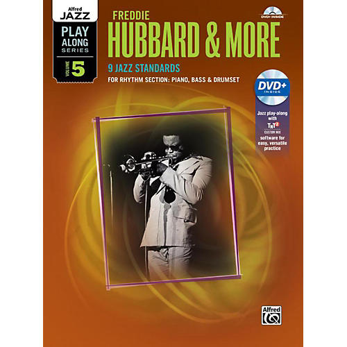 Alfred Freddie Hubbard & More - Rhythm Section Book & CD-thumbnail