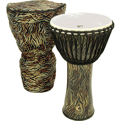 Toca Freestyle Cannon Djembe with Bag-thumbnail