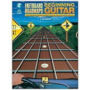 Hal Leonard Fretboard Roadmaps for the Beginning Guitarist Book/CD