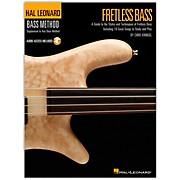 Hal Leonard Fretless Bass Method Book with CD