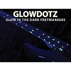 Fretlord GlowDotz Glow In the Dark Fret Markers (8902830003)