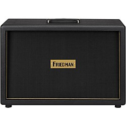 "Friedman 2x12"" Ported Closed Back Guitar Cabinet with Celestion Vintage 30s (FRIEDMAN 212 EXT)"