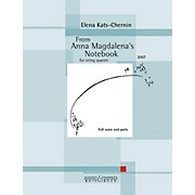 Boosey and Hawkes From Anna Magdalena's Notebook Boosey & Hawkes Chamber Music by Bach Arranged by Elena Kats-Chernin