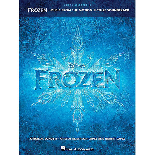 Hal Leonard Frozen - Vocal Selections (Voice With Piano Accompaniment)-thumbnail