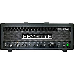 Fryette Pittbull Hundred/CLX 100W Masterbuilt Tube Guitar Amp Head (USED004000 G100CLX/EQ)