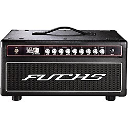 Fuchs Black Jack 21w Tube Guitar Head (BLACKJACKHEAD)