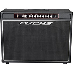 Fuchs Black Jack 2x12 21w Tube Guitar Combo Amp (BLACKJACKCOMBOS212)