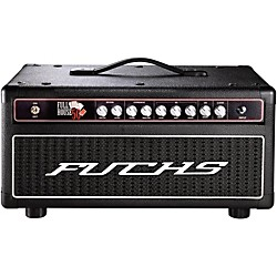 Fuchs Full House 50w Tube Guitar Head (FULLHOUSE50HEAD)