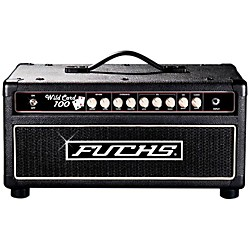 Fuchs Wildcard 100w Tube Guitar Head (WILDCARD100HEAD)