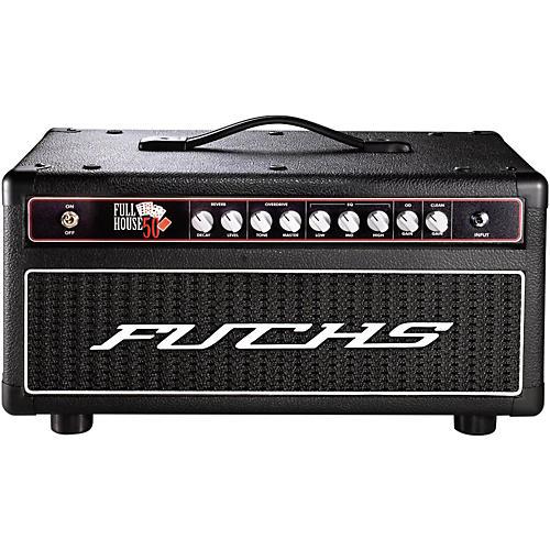 Fuchs Full House 50W Tube Guitar Head-thumbnail
