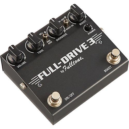 Fulltone FullDrive 3 Overdrive Guitar Effects Pedal-thumbnail
