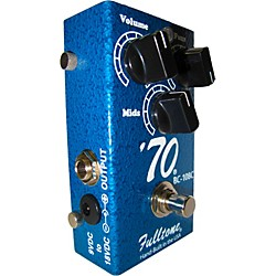 Fulltone 70-BC Fuzz Guitar Effects Pedal (70-BC108C)