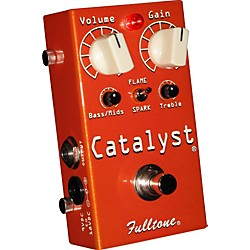 Fulltone CT-1 Catalyst Guitar Effects Pedal (CT-1)