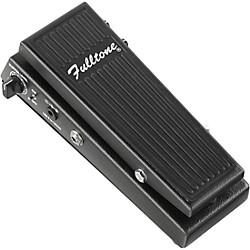 Fulltone Clyde Deluxe Wah Guitar Effects Pedal (CDWBLK)