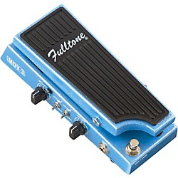 Fulltone Custom Shop MDV3 Mini DejaVibe 3 Vibe/Chorus Pedal w/Foot Controlled Speed (CSMDV3)