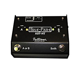 Fulltone Custom Shop True-Path Hard Touch ABY Switching Box (CSABY-HT)