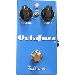 Fulltone OF-2 Octafuzz Fuzz Guitar Effects Pedal (OF-2)