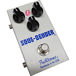 Fulltone SB-2 Soul-Bender Distortion Guitar Effects Pedal (SB-2)