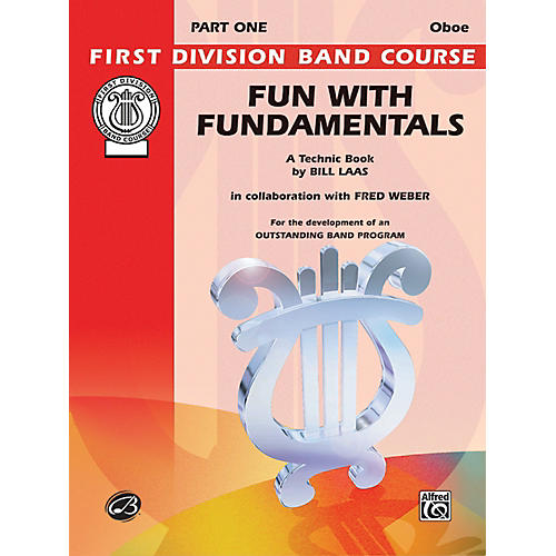 Alfred Fun with Fundamentals Oboe Book-thumbnail