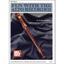 Mel Bay Fun with The Alto Recorder