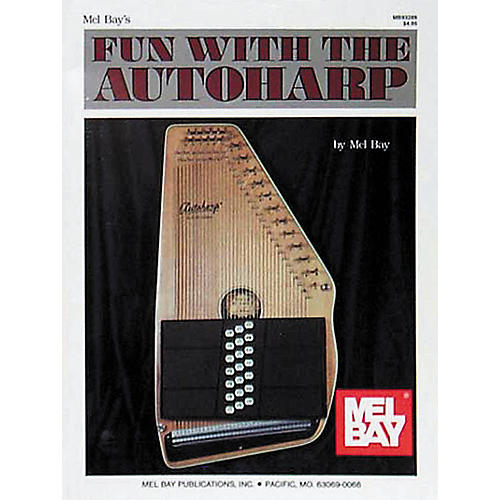 Mel Bay Fun with the Autoharp-thumbnail