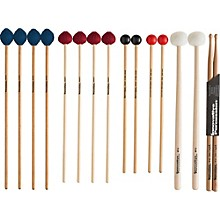 Innovative Percussion Fundamental Series Mallet And Stick Pack
