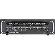 Gallien-Krueger Fusion 550 Hybrid Valve Bass Amplifier