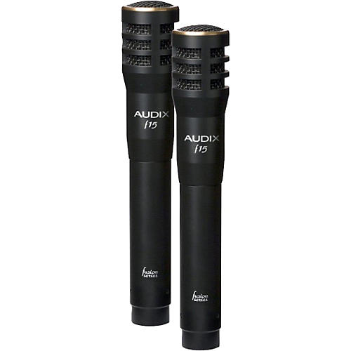 Audix Fusion F15 Cymbal Condenser Mic 2 Pack