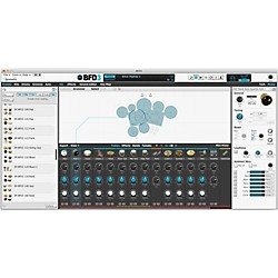 Fxpansion BFD3 Virtual Drum Software Download (1012-63)