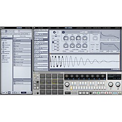 Fxpansion Geist Virtual Sampling Instrument Software Download (1012-2)