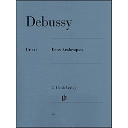 G. Henle Verlag 2 Arabesques By Debussy (51480380)