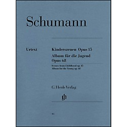 G. Henle Verlag Album For The Young Op. 68 And Scenes From Childhood Op. 15 By Schumann (51480046)