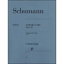 G. Henle Verlag Arabesque C Major Op. 18 By Schumann (51480084)