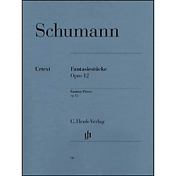 G. Henle Verlag Fantasy Pieces Op. 12 (With Appendix: Woo 28) By Schumann (51480091)