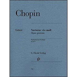 G. Henle Verlag Nocturne in C Sharp minor Op. Posth. By Chopin (51480781)