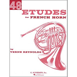 G. Schirmer 48 Etudes For French Horn (50329860)