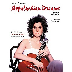 G. Schirmer Appalachian Dreams Classical Guitar Solo by John Duarte (50483599)