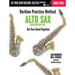 G. Schirmer Berklee Practice Method: Alto and Baritone Sax (50449437)