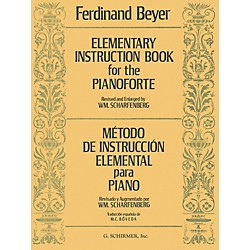 G. Schirmer Elementary Instruction Book For The Pianoforte - Metodo De Instruccion Elemental by Ferdinand Beyer (50325580)