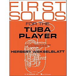 G. Schirmer First Solos For Tuba Player (50332490)