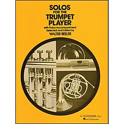 G. Schirmer Solos For Trumpet Player With Piano (50329980)
