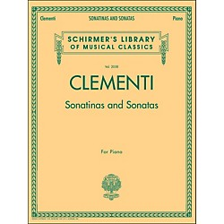 G. Schirmer Sonatinas And Sonatas For Piano By Clementi (50485899)