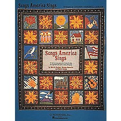 G. Schirmer Songs America Sings 121 Easy Arrangements for Piano, Vocal, Guitar Songbook (50453280)
